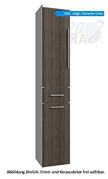 Simple Classic Line (HNA053A7WL/R) Bathroom Furniture Tall 30cm