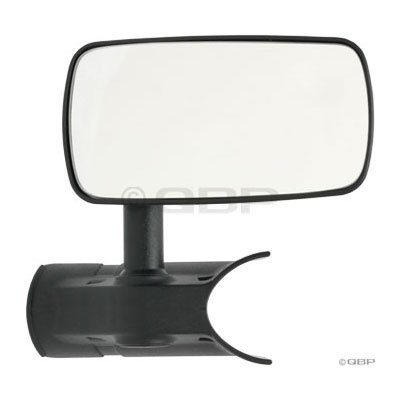 Bike-Eye Frame Mount Mirror: Wide