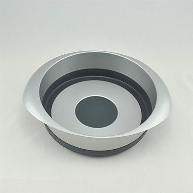 POP PAN Metal with Silicone Parts Non Stick And Easy Release Round Pan