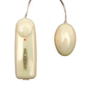 Doc Johnson Ivory Egg Vibrator