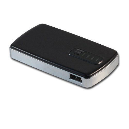 I/Omagic Universal Rechargeable Usb Battery Power Pack For Cellphones, Smartphones, Mp3 Players, And More (1800Mah)