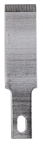 Excel 5-Piece 3/8-Inch Chisel Blade, Small