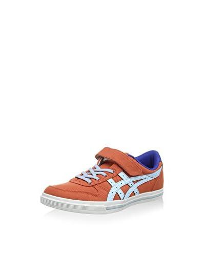 Asics Sneaker Aaron Ps [Rosso/Blu]