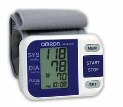 Cheap Omron HEM-629 Wrist Blood Pressure Monitor – Model 927049 (B002BV6ZNM)