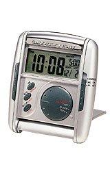 SeikoClock Travel Alarm clock #QHL004SLH