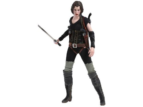 Resident Evil Afterlife 3D Hot Toys Video Game Masterpiece 1/6 Scale Collectible Figure Alice