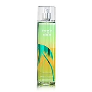 Bath body works coconut lime breeze 8 0 oz for Bath and body works scents best seller