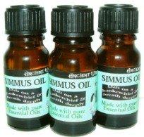 Simmus Cold & Flu Aromatherarpy Oil