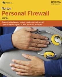 Retail - Norton Personal Firewall 2006
