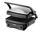 4 in 1 multi grill--open