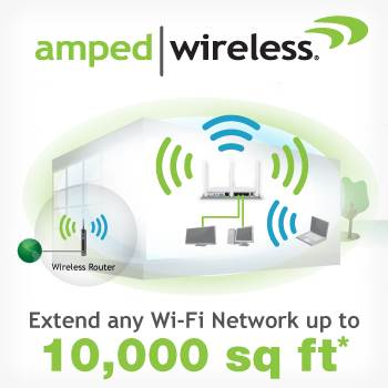 Amped REA Wireless Extender