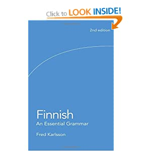 Finnish: An Essential Grammar (Essential Grammars) Fred Karlsson