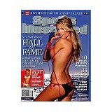 "Sports Illustrated Magazine Swimsuit Issue Winter 2004 Veronica Varekova Cover ""Sis Swimsuit Hall of Fame, Cheryl, Tyra, Elle, Rachel, Christie, Heidi and More...""40th Anniversary Issue"""