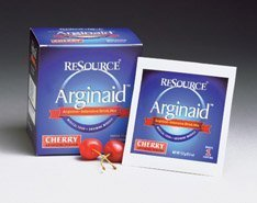 ^Resource Arginaid - Cherry 9.2 Gram Packet Min.Order Is 1 Cs ( 4 Box Case; 56 Each Case; )