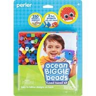 Perler Fused Bead Kit, Ocean Biggie Beads