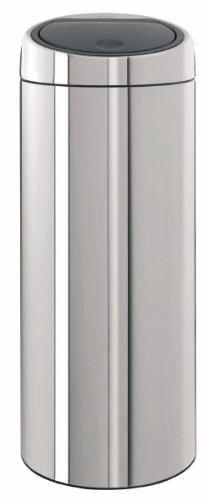 brabantia-287367-poubelle-touch-bin-seau-interieur-plastique-30-l-inox-brillant