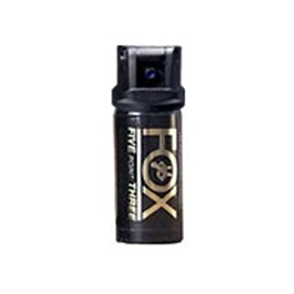 Fox Labs 2 Ounce 2% OC 5.3-mm Flip Top Stream Pepper Spray