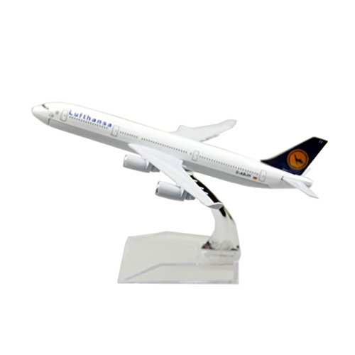 24-Hours Germany Deutsche Lufthansa Airlines Boeing 737 Chile Metal Alloy Model Plane (Lufthansa Model compare prices)