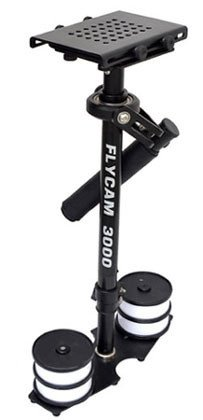 DVC 18029 Flycam 3000 Camera Stabilizer (Black)