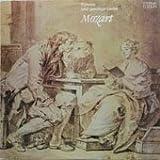 【※CDではありません】モーツァルト:カノン・重唱曲集/キリエK.89,アレルヤK.553 他全25曲【中古LP】
