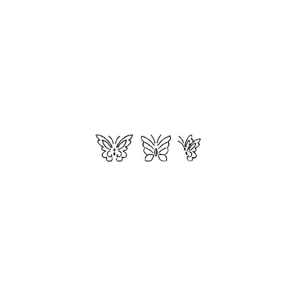 Quilt Stencils by Pepper Cory-3 Stipple Blocks /& Corners 4X15