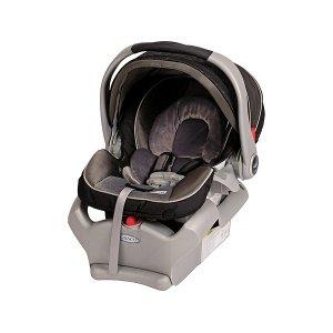 child seat graco graco snugride 35 infant car seat base flint car child seats. Black Bedroom Furniture Sets. Home Design Ideas