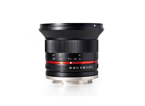 Rokinon 12mm F2.0 NCS CS Ultra Wide Angle Lens for Fuji X ...