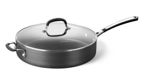 Calphalon Simply Calphalon Nonstick 5-Quart Saute Pan