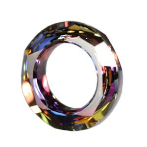 Cosmic ring SWAROVSKI crystal volcano 20mm (1)
