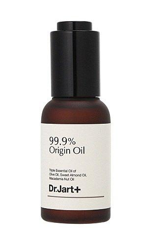 Korean Cosmetics, Dr.Jart + _ 99.9% Origin Oil 25Ml (Multi-Use, Maintains Moisture On Skin All Day, Nutrient, Low Irritation) [001Kr]
