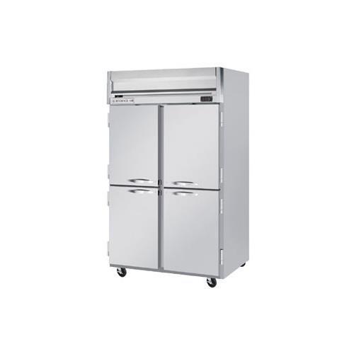 Beverage Air HR2-1HS 52 Half Solid Door Reach-In Refrigerator - Horizon Series