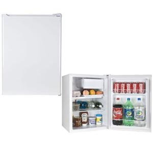 2.7 cf Fridge/Freezer - White [HCR27W] -