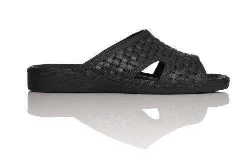 Weave Black, L Size 8.0 - 8.5 Men'S (L)