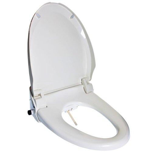 Coco Bidet 6035rswh Round Bidet Toilet Seat White