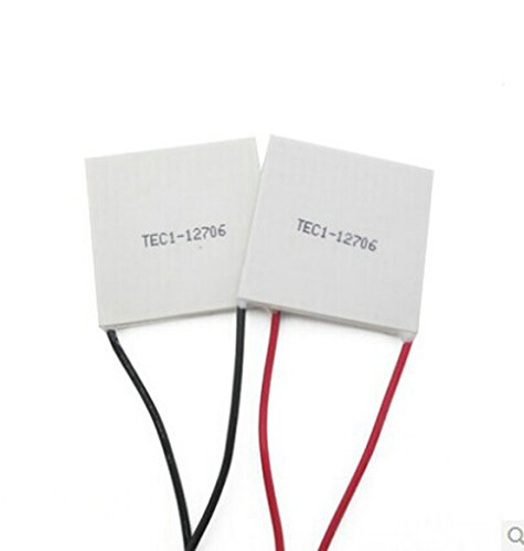 12V 5.8A Tec1-12706 Heatsink Thermoelectric Cooler Peltier Cool Plate