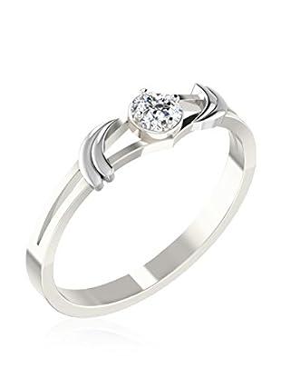 Friendly Diamonds Anillo FDR8840W (Oro Blanco)