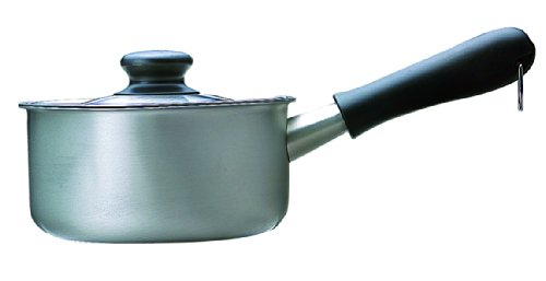 Sori Yanagi Matte milk pan with lid (16cm)