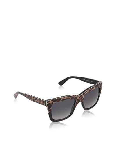 Dolce & Gabbana Gafas de Sol 4262 Leopardo / Negro