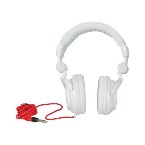 Teac Ct-H02-W Multi-Use Studio-Grade Headphones (White) (Teac Ct-H02-W)