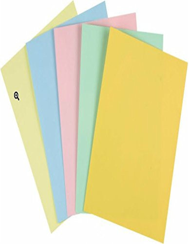 Staples Pastels Colored Copy Paper Assorted 11 X 17 Inch