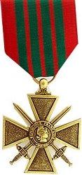 French Croix de Guerre-MEDAL