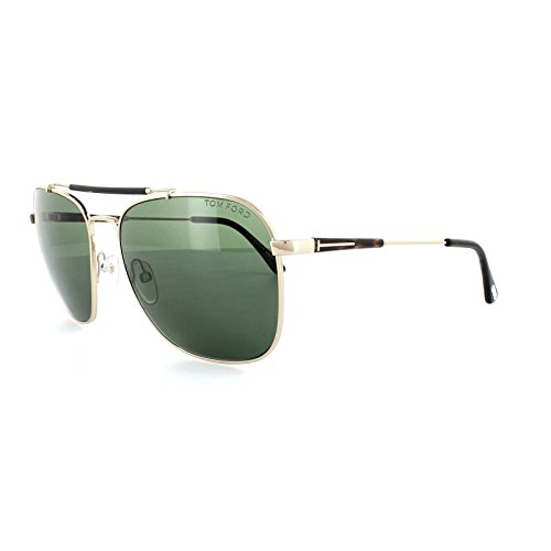 tom-ford-occhiali-da-sole-aviator-quadrati-di-edward-in-rosa-lucido-oro-verde-polarizzata-ft0377-28r