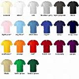 Fruite of the Loom Kinder T-Shirt, vers. Farben