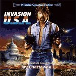 Invasion U.S.A. Soundtrack