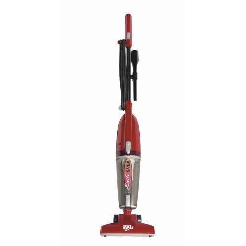 Dirt-Devil-Swift-Stick-Bagless-Stick-Vacuum-M083410RED-New-Lightweight-great-for-quick-pick-ups