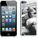 James Dean And Marilyn Monroe 1 White Shell Case Fit for iPod Touch 5,Durable Cover (James Dean Ipod 5 Case compare prices)