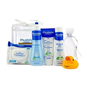 Mustela Bath Time Essential Set, 5 Pieces 1 set