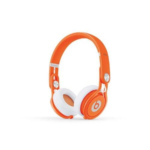 beats by dr.dre beats mixr Neon Orangeの写真01。おしゃれなヘッドホンをおすすめ-HEADMAN(ヘッドマン)-
