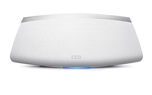 Denon HEOS 7 Wireless Speaker (White, Discontinued by Manufacturer)