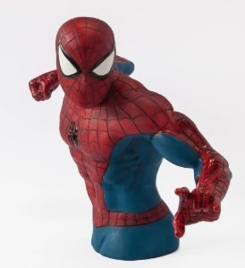 Monogram Spider-man ( Spider-man ) Action Figure Doll Bust Figure Toy Doll ( Parallel Imports ) By Monogram Picture